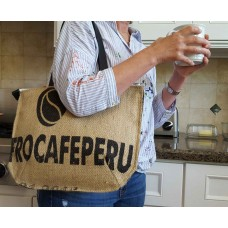 Cafe Peru Slim Shoulder Bag