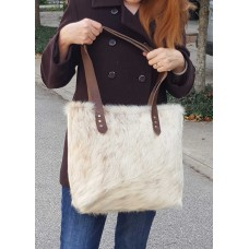 Forever Tote - You Select the Cowhide!