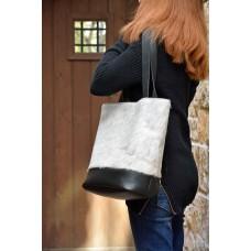 Roomy Shoulder Bag - You Select Leather & Hide